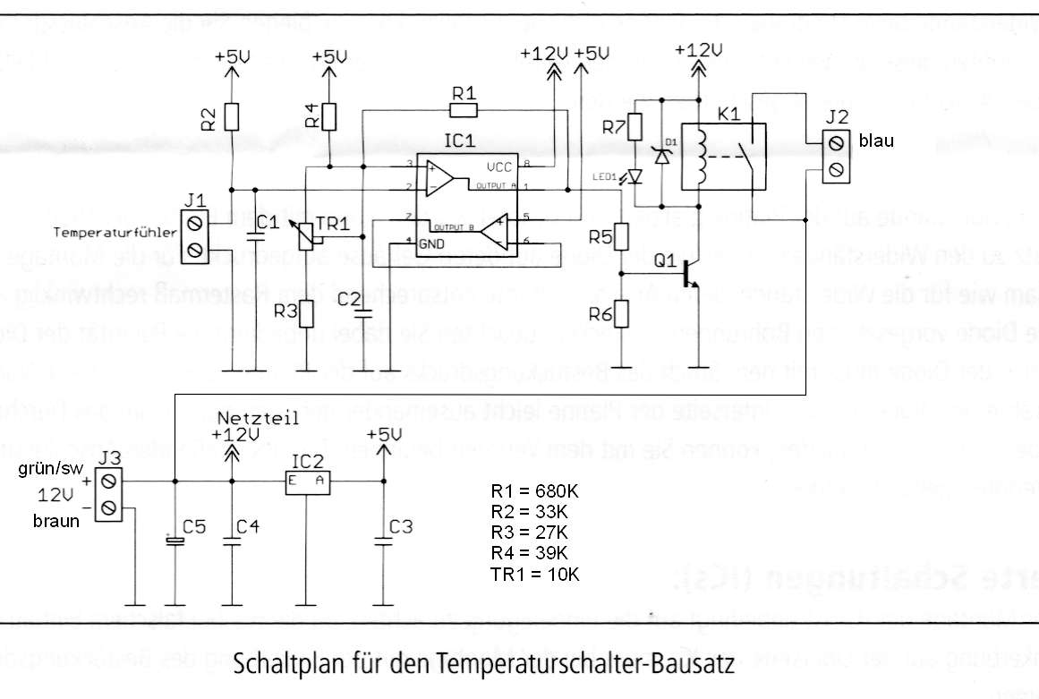 Charmant Schaltplan Der Klimaanlage Fotos - Die Besten Elektrischen ...